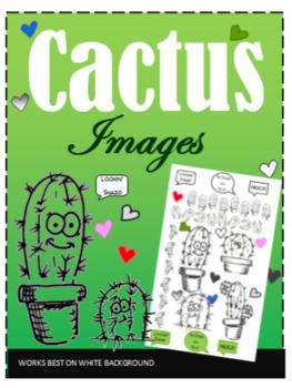 Free Clipart, Cactus, Images, Quotes, Border, 21, Valentine, Images