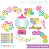 Clipart - Candyland / Sweets