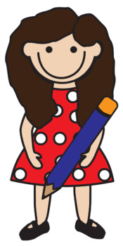 Clipart Capers Back to School Set (Freebie)