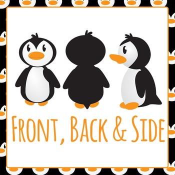 Penguin Clip art Pack - Commercial Use