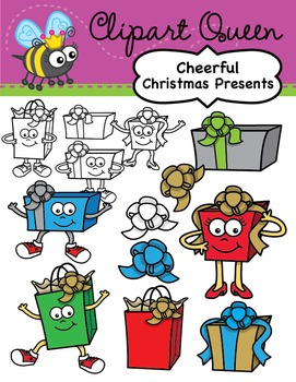 Clipart: Christmas / Holiday Presents