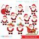 Clipart - Christmas / Santa Clause (1)
