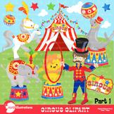Clipart Circus Carnival pack AMB-1158