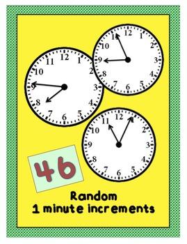 Clipart Clocks - 191 files