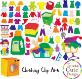 clothes clipart Laundry Clip Art can be used as frames/lab