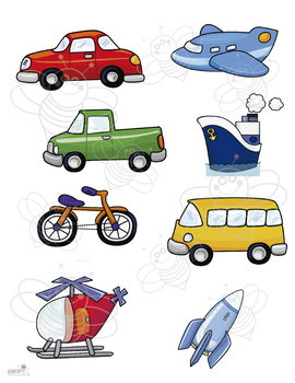 Clipart Combo