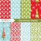 CLIPART BUNDLE - Christmas Carols