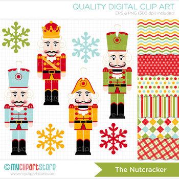 CLIPART BUNDLE - Christmas / The Nutcracker
