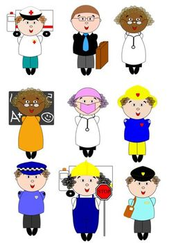 Clipart Community People