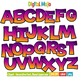 Clipart - Decorative Font, Blend Series 2 Uppercase