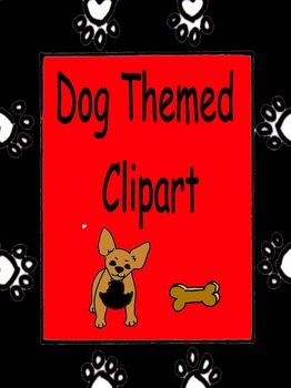 Clipart Dog Themed