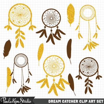 Clipart - Dream Catchers