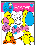 Clipart - Easter
