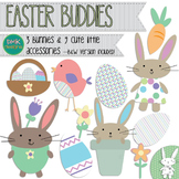 Clipart- Easter Buddies