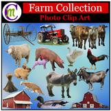 Farm Collection Photo Clip Art