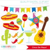Clipart - Fiesta / Cinco De Mayo / Mexico