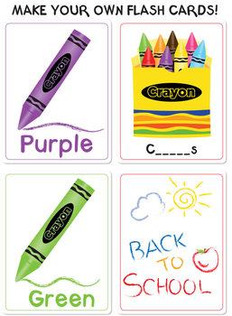 Clipart - Fun with Crayons