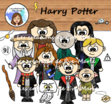 Clipart - Harry Potter