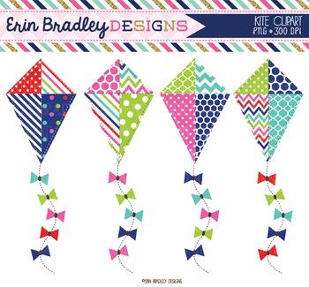 Clipart - Kites
