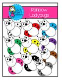 Clipart - Ladybugs