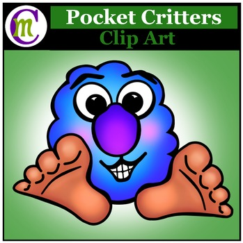 Clipart Pocket Critter FREEBIE