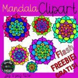 Clipart Mandala Graphics Flash Freebie 48h Free Gratis Commercial use