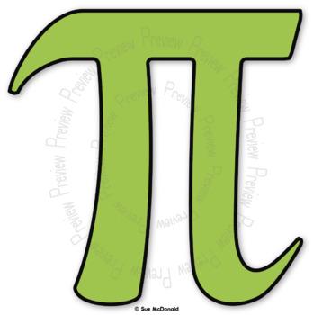 Clipart Math Symbols Lime 16 High Quality Vector Graphics Tpt