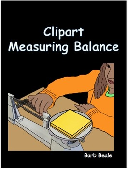 Clipart - Measuring Balance - 6 files