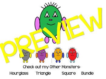 Clipart Monster Bundle