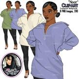 """Clipart- """"Noor"""""""