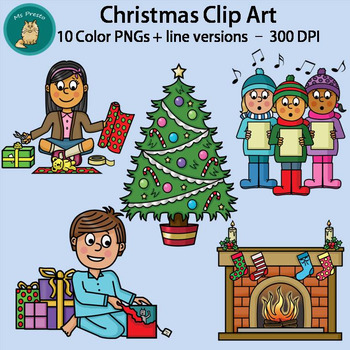 Clip Art PNGs - Christmas