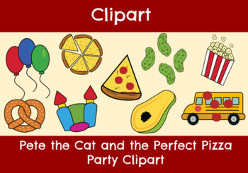Pete The Cat Clipart Worksheets Teaching Resources Tpt