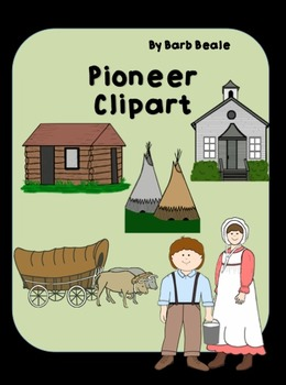 Clipart - Pioneers