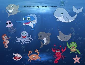 Clipart: Sea Life