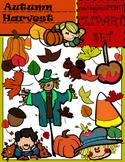 Clipart Set { Fall / Autumn }