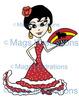 Clipart Spain flamenco, images Sevilla, clipart, Spain dancer, art tradition fun