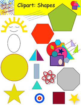 Clipart: Shapes