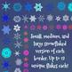 Snowflake Borders and Frames Clip Art