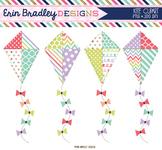 Clipart - Spring Kites
