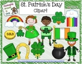 St. Patrick's Day Clipart {March}