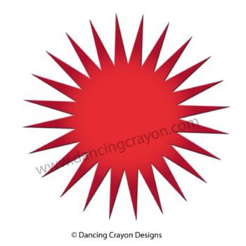 Clipart: Starbursts Clip Art Set