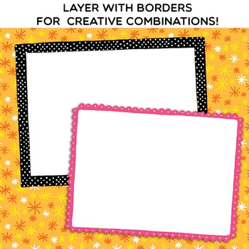 Clipart: Super Paper Bundle 100 Digital Papers for Personal and Commercial Use