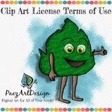 Clipart Terms of Use {PaezArtDesign}