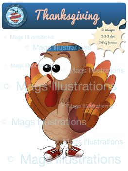 Clipart Thanksgiving, clipart turkey