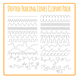Tracing Lines for Fine Motor Control / Left to Right Progression