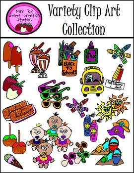 Clip Art Variety Pack