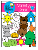 Clipart - Variety Pack