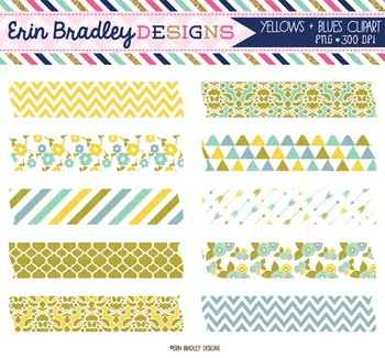 Clipart - Washi Tape Graphics