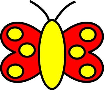 FREE clip art butterflies