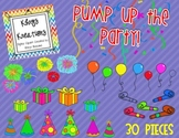 Clipart by {Khrys Kreations} *Pump Up The Party*